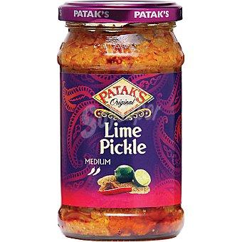 Patak's Pickle de lima frasco 283 g Frasco 283 g