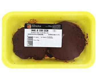 Grupo Norteños Sangre cocida cerdo 180 Gramos