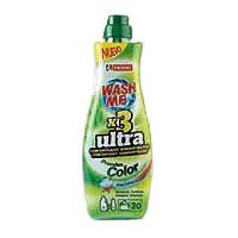 Eroski Detergente concentrado color Botellas 33 dosis