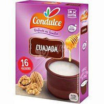 Condulce Cuajada Pack 4 x 12 g