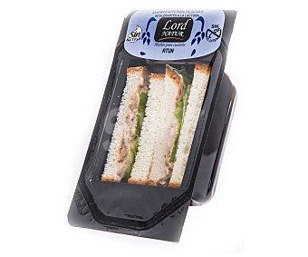 LORD NATUR Sandwich de atún (apto para celiacos) 75 g