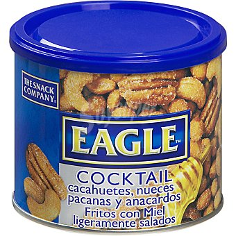 Eagle Cocktail de fritos con miel Lata 250 g