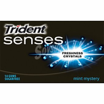 Trident Chicle Mint Mystery Paquete 1 unid