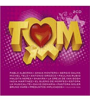 TQM 2012 (varios) CDD