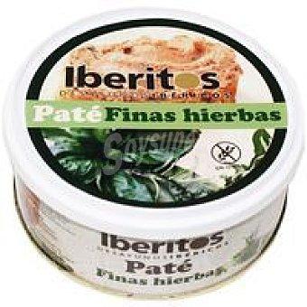 HUERTA DEHESA Paté a las finas hierbas Tarro 250 g