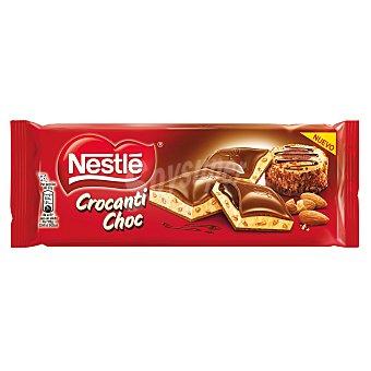 Nestlé Chocolate crocanti choc Tableta 240 gr