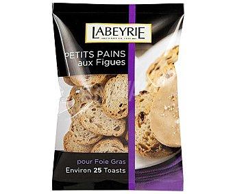 Labeyrie Pan tostado con higos especial foie 100 gr
