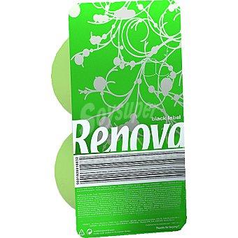 Renova Papel higiénico verde Paquete 2 rollos