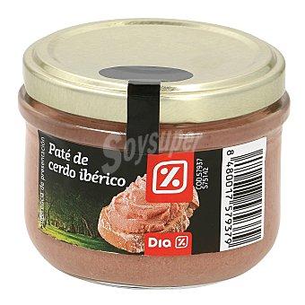 DIA Paté ibérico Tarro 125 gr