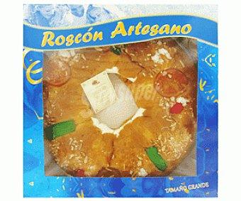 Auchan Roscón Grande Relleno 1 Unidad 1300 Gramos