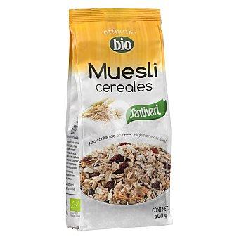 Muesli de cereales aplastados bio bolsa 500 g