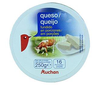 Auchan Queso Fundido en Porciones 16u (250g)
