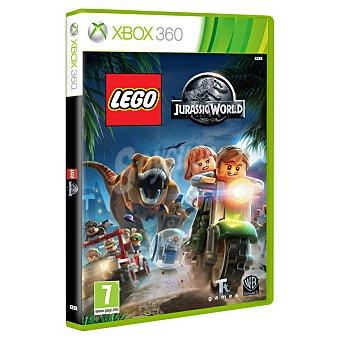 XBOX 360 Videojuego Lego Jurassic World para Xbox 360