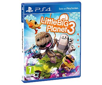 Sony Little Big Planet PS4 1u