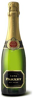 Parxet Cava brut nature Botella 37,5 cl