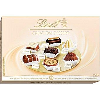 Lindt Bombones surtidos - Creation dessert Estuche 170 g