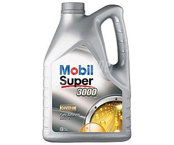 MOBIL Lubricante sintético para vehículos con motores de gasolina 5 litros