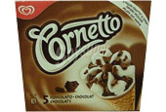 Frigo Cornetto HELADO NATA-CHOCOLATE 5 UNI