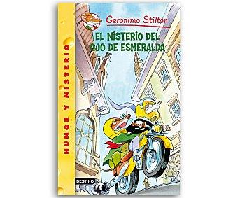 INFANTIL Geronimo Stilton 33, El misterio del ojo de esmeralda, vv.aa, género: infantil, editorial: Destino. Descuento ya incluido en pvp. PVP anterior: 33: El misterio.