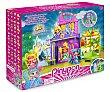 Playset Castillo de las reinas con 1 muñeca y más de 20 accesorios Mix & Match pinypon  Pin y pon