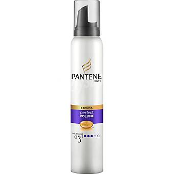 Pantene Pro-v Espuma Perfect Volume nivel de fijación 03 Spray 250 ml