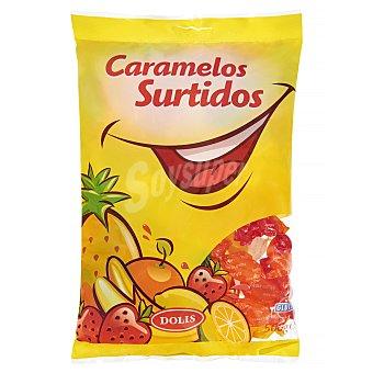 Dolis Caramelo duro sabores surtidos Paquete 500 g