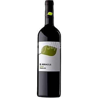 EL MIRACLE Planet Vino tinto monastrell D.O. Alicante Botella 75 cl