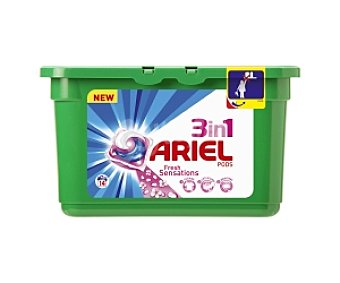 Ariel Detergente ropa lavado a máquina 27 C