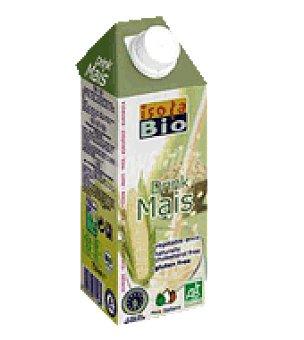 Isolabio Qbio Bebida maiz bio 750 ml.
