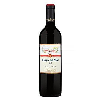 Viña del Mar Vino tinto cosecha D.O. Cataluña Botella 75 cl