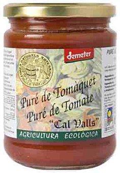 CAL VALLS Puré de tomate Frasco 400 g