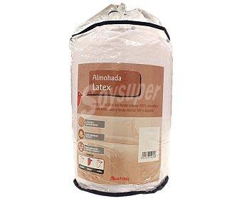 Auchan Almohada de 67 centímetros de látex 1 Unidad