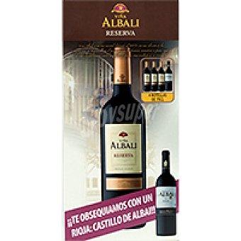 Viña Albali ino Reserva Pack 3+1x75 cl