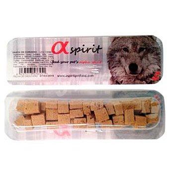 Alpha Spirit Barritas para perros adultos pequeños, medianos y grandes Barrita cordero 10 gr