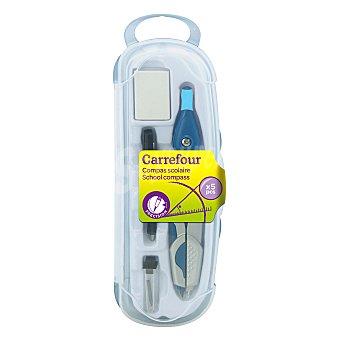 Carrefour Estuche Compás 5 piezas 1 ud