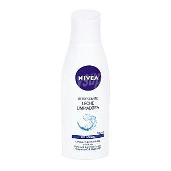 Nivea Visage Leche limpiadora piel normal-mixta Bote 200 ml