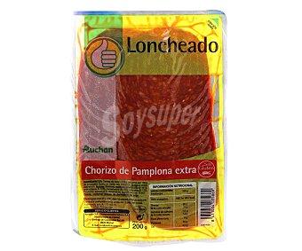 Productos Económicos Alcampo Chorizo de Pamplona 200 gramos