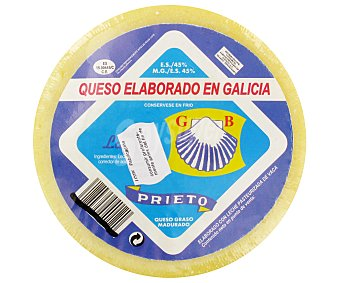 PRIETO Queso gallego mini 1000 Gramos