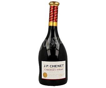 J.P.Chenet vino tinto cabernet-syrah Francia botella 75 cl