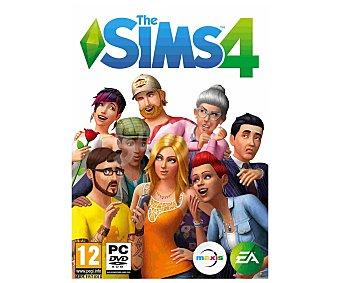 SIMULACIÓN Sims 4 Pc 1u 1u