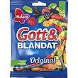 Gott& Blandat Original golositas surtidas Bolsa 160 g Malaco