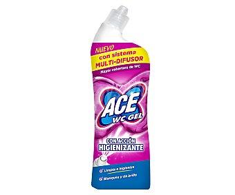 Ace Gel limpiador WC líquido con lejía 700 ml