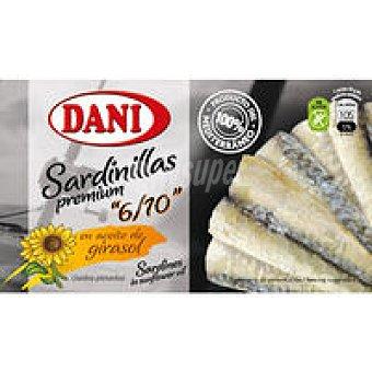 Dani Sardinilla Girasol 90g