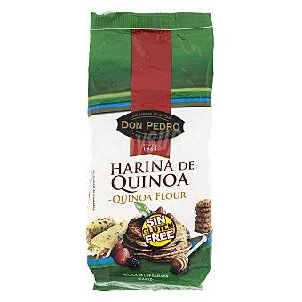 Don Pedro Harina de quinoa Don Pedro sin gluten 400 g