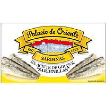 Palacio de Oriente Sardinilla en aceite Lata 81 g