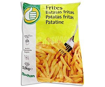 Productos Económicos Alcampo Patatas prefritas bolsa de 2,5 kilogr