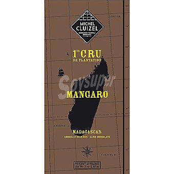 MICHEL CLUIZEL Mangaro chocolate negro Madagascar 65% cacao tableta 70 g tableta 70 g