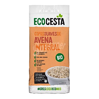 Ecocesta Copos de avena integral de cultivo ecológico 500 gr