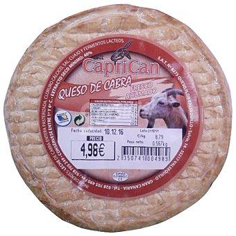 CAPRICAN Queso fresco ahumado cabra 500 g