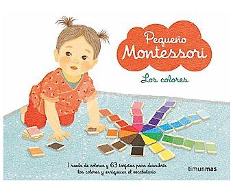 Planeta Pequeño Montessori, los colores, VV. AA. Género infantil. Editorial Planeta.